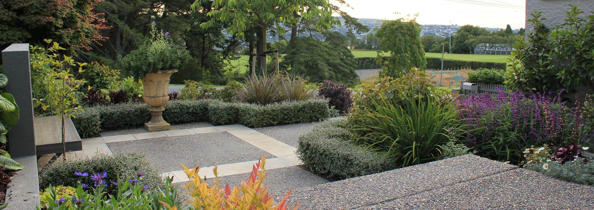 Art Deco Design Amp Garden Landscapes Dunedin Nz