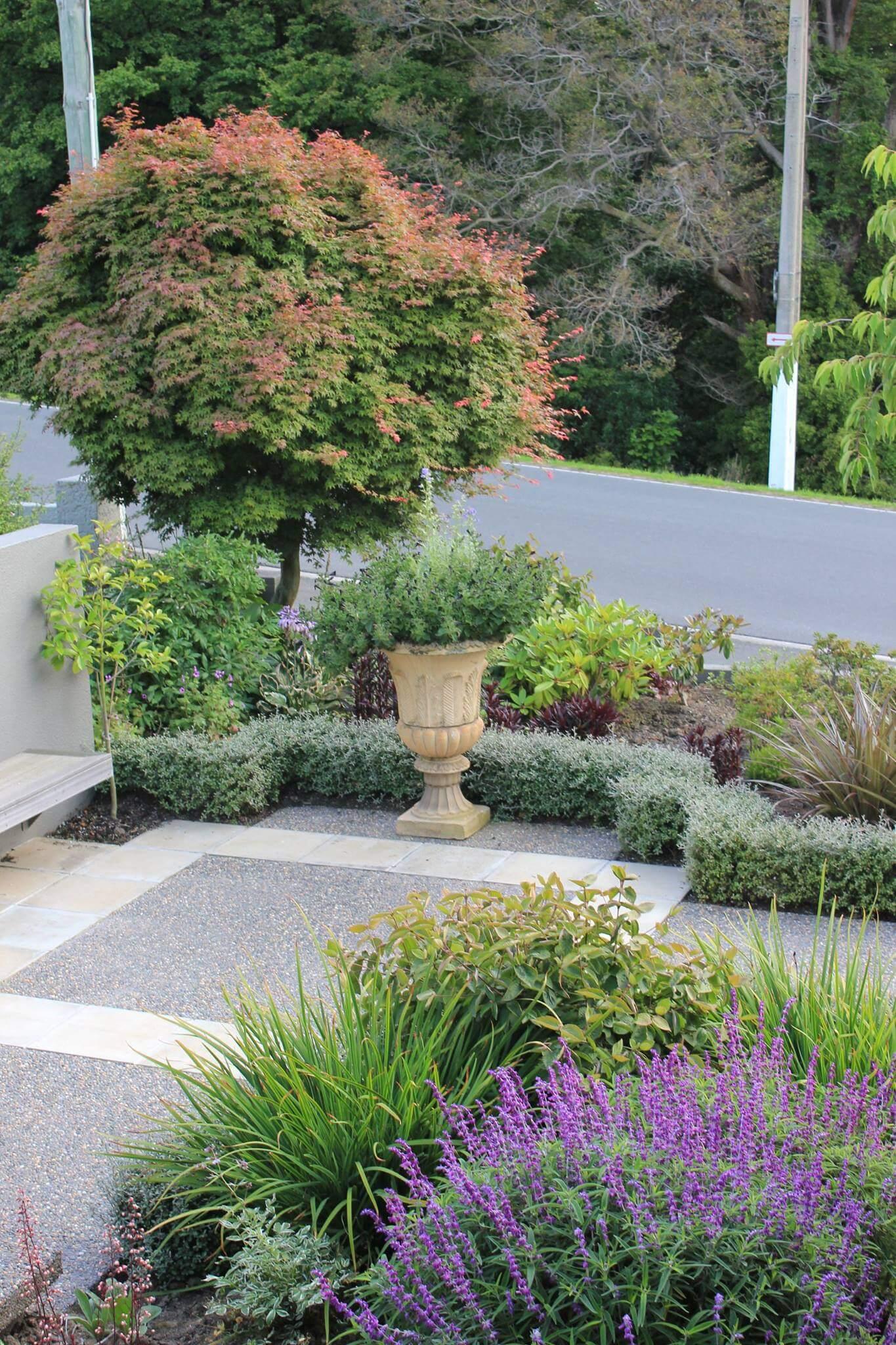Art Deco   Design & Garden Landscapes   Dunedin, NZ