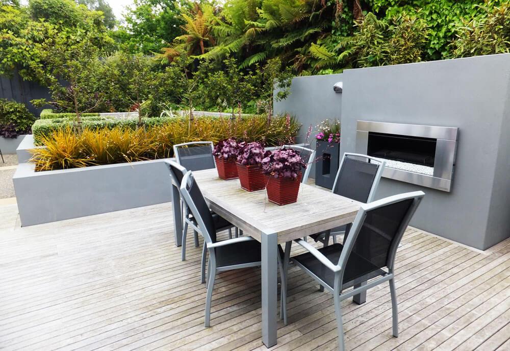Modern Heritage | Design & Garden Landscapes | Dunedin, NZ